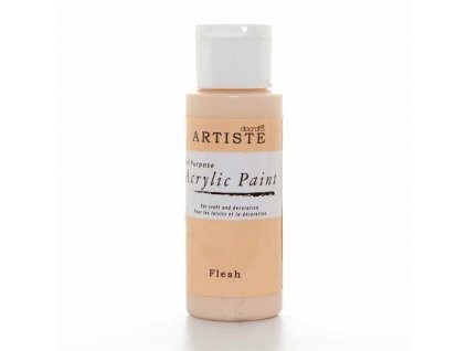 Barva acrylová DO Flesh