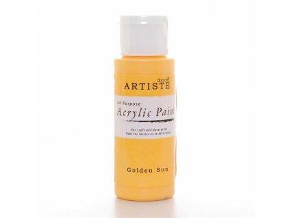 Barva acrylová DO Golden Sun