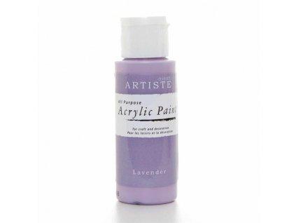 Barva acrylová DO Lavender