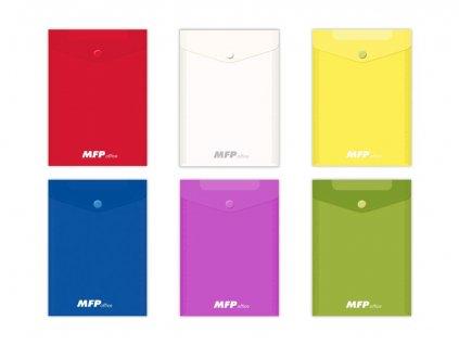 Složka M druk A7 PP vertikální mix