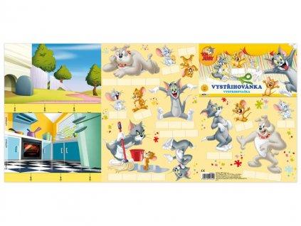 Vystřihovánky MFP WB (Tom a Jerry)