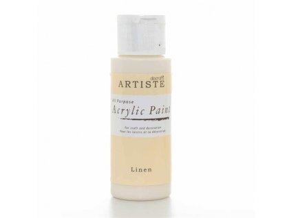 Barva acrylová DO Linen