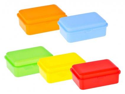 Svačinový box QuickKlick 730100 180x130x70mm