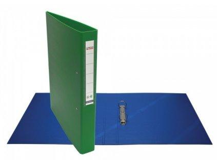Pořadač 2kroužkový A4 President 5 cm zelený