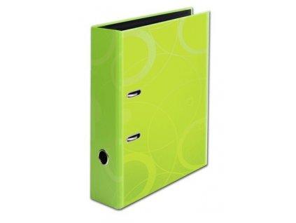 "Pořadač pákový A4  ""Neo Colori"" zelený"