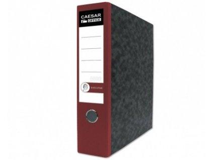 Pořadač pákový A4 Executive 8 cm červený