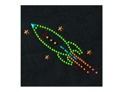 nazehlovací obrázek fusee