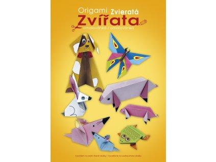origami zvirata