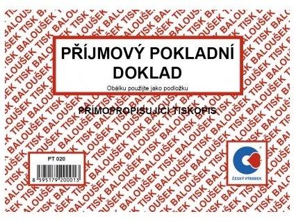 Příjmový PD SP