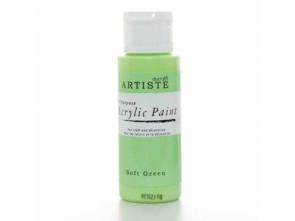 Barva acrylová DO Soft Green