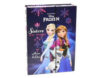 frozen desky na sesity box jumbo