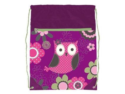 sacek na cvicky owl