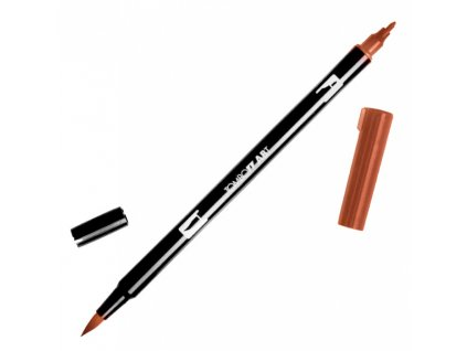 fix tombow oboustranny burnt sienna tabt 947 original