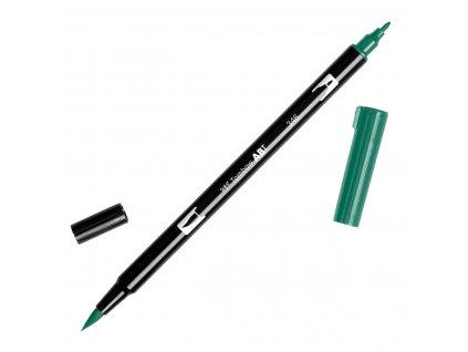 popisovace tombow ABT 346 zeleny oboustranny 4901991901474tom 56537 seagreen 1