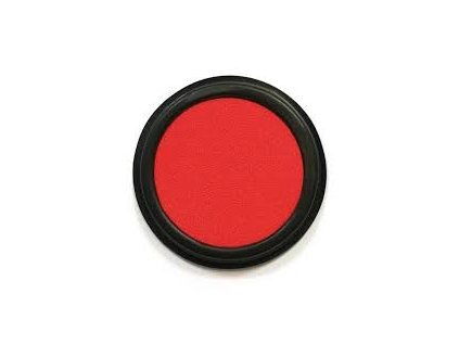 Razítkovací poduška červená TEXTIL