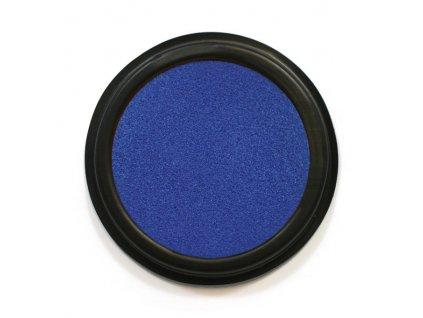Razítkovací poduška tmavě modrá TEXTIL