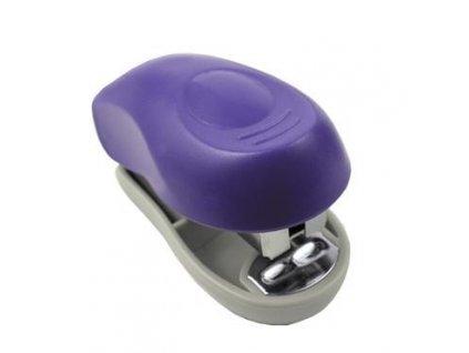 Sešívačka EASY mini fialová