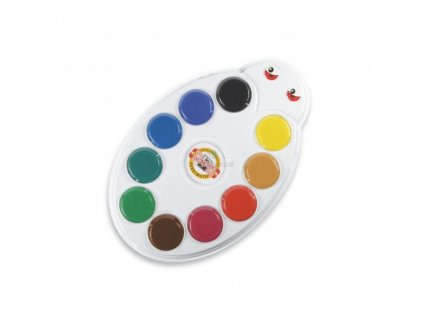 souprava vodových barev 57 10 beruška