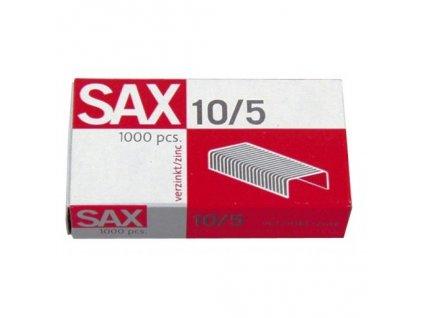 Spony do sešívačky SAX 10/5 - 1000 ks