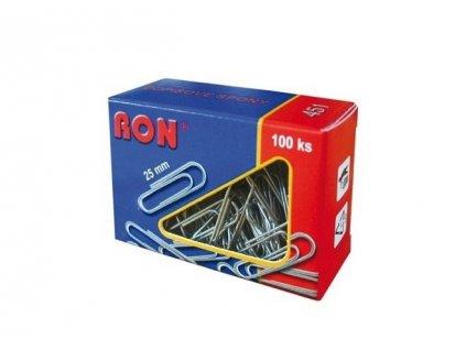 Spony dopisní RON 451 - 100 ks
