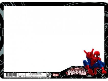 Tabulka stírací Spiderman