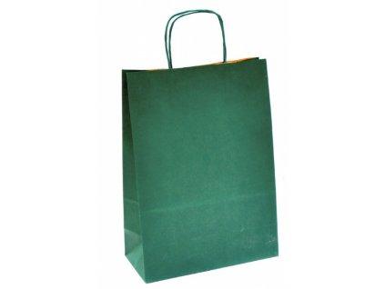 papirova taska sadoch allegra zelena m 1100 0925604 original