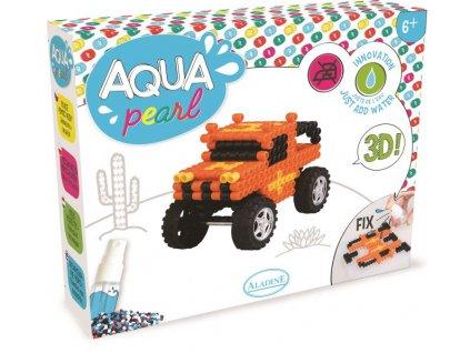 aqua koralky 3d hummer auto