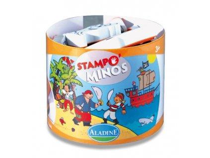 Stampo Minos pirati
