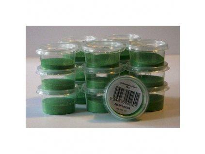 pisek zelen lipova
