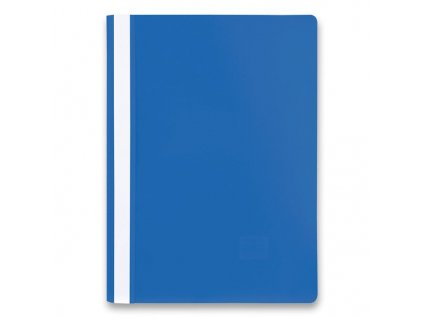 Rychlovazač plast modrý A4