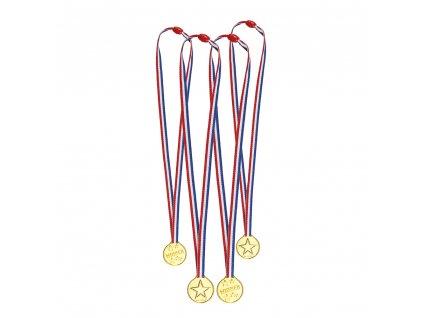 medaile winner