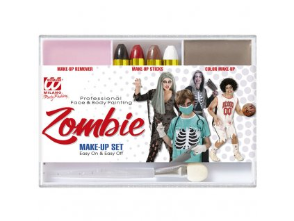 zombie makeup set l