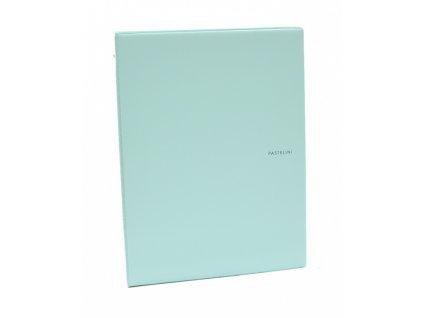 karis blok a5 pvc pastelini zeleny 5 296 original