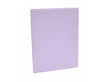 karis blok a5 pvc pastelini fialovy 5 298 original