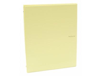 karis blok a4 pvc pastelini zluty 5 292 original