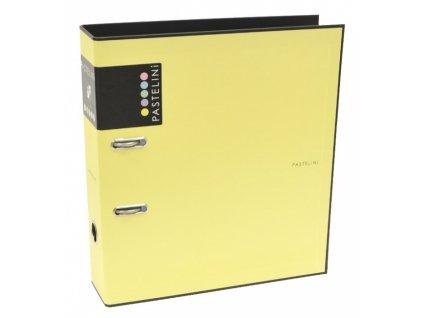 poradac pakovy a4 lamino pastelini zluty 7 283 original