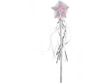 Hůlka víly s marabou
