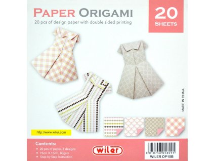 sada papiru na origami II