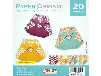 sada papiru na origami III