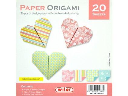 sada papiru na origami V