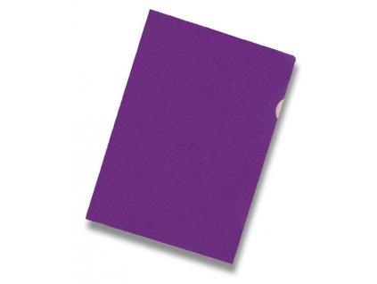 Obal A4 fialovy