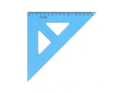 pravitko trojuhelnik 45 177 koh i noor 744154 modry