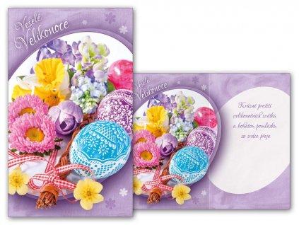 Přání Velikonoční N22-044 O