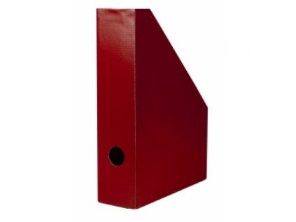 archivni box cerveny