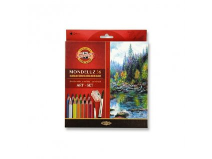 pastelky akvarelove 36 barev