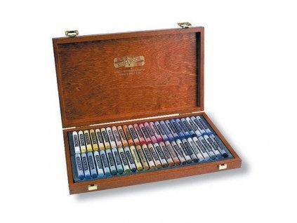 pastely v drevene krabici 8596048001dk
