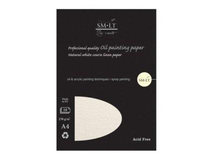 Blok olej+akryl Profesional A4
