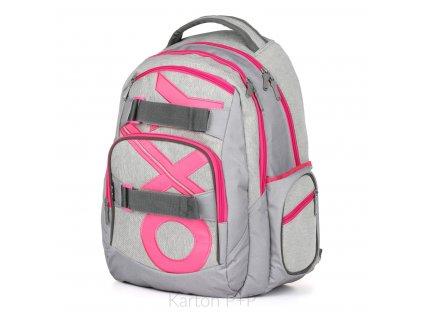 Studentský batoh kolekce 2019 OXY Style Fresh pink