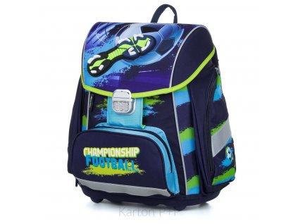 Školní batoh kolekce 2019 PREMIUM fotbal