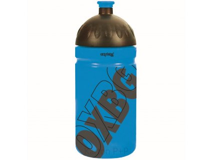 Láhev na pití 500 ml fresh BLACK LINE blue